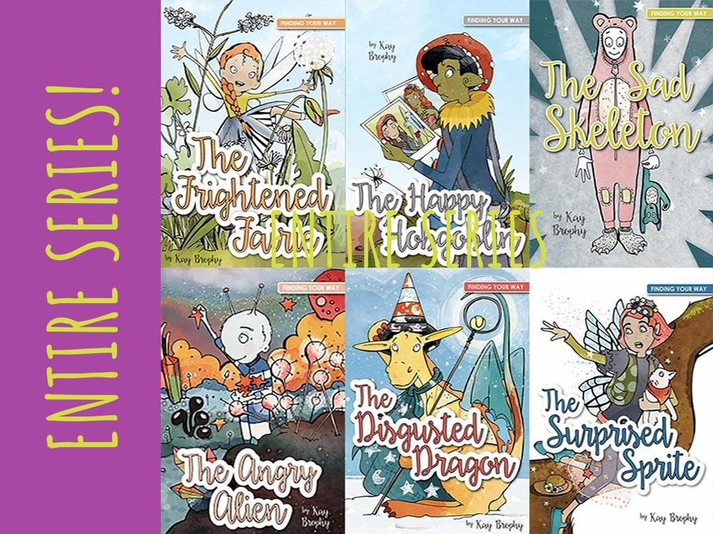Full Book Series Set