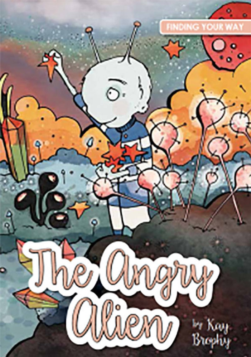 The Angry Alien